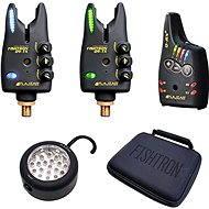 Flajzar setzen Q-RX2 Detektoren 2x Q9-TX hören, Aktentasche, Lampe