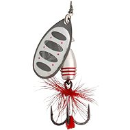 Savage Gear Rotex Spinner3 - 8 g 01-Dirty Silber