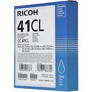 Ricoh Cyan GC41CL - Toner