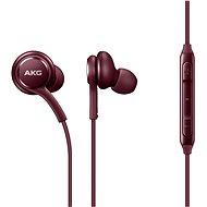 Samsung EO-IG955B by AKG Burgandy - Sluchátka do uší
