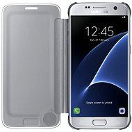 Samsung EF-ZG930C strieborné - Púzdro pre mobilný telefón
