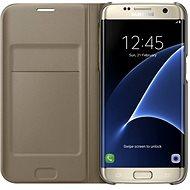 Samsung EF-WG935P zlaté - Puzdro na mobilný telefón