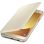 Samsung EF-WJ530C zlaté - Pouzdro na mobilní telefon