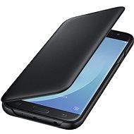 Samsung EF-WJ730C černé - Pouzdro na mobilní telefon