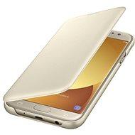 Samsung EF-WJ730C Gold - Mobile Phone Cases