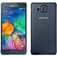 Samsung Galaxy Alpha (SM-G850F) Charcoal Black