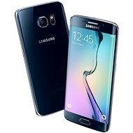 Samsung Galaxy S6 edge (SM-G925F) 128GB Black Sapphire - Mobilní telefon