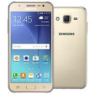 Samsung Galaxy J5 Duos zlatý Dual SIM - Mobilný telefón