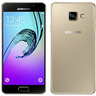 Samsung Galaxy A3 (2016) Gold - Mobile phone