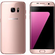 Samsung Galaxy S7 edge (pink) - Mobile Phone