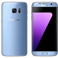 Samsung Galaxy S7 edge modrý