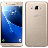 Samsung Galaxy J7 (2016) gold - Mobile Phone