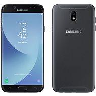 Samsung Galaxy J7 Duos (2017) černý - Mobilní telefon
