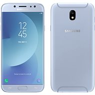 Samsung Galaxy J7 Duos (2017) modrý - Mobilní telefon