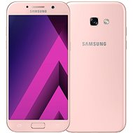Samsung Galaxy A5 (2017) pink - Mobile Phone