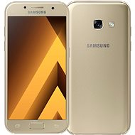 Samsung Galaxy A3 (2017) Gold - Handy