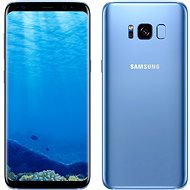 Samsung Galaxy S8 blue - Mobile Phone
