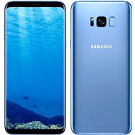 Samsung Galaxy S8+ blue - Mobile Phone