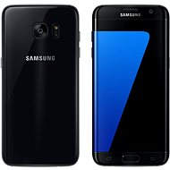 EU Samsung Galaxy S7 edge black - Mobile Phone