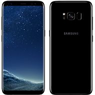 EU Samsung Galaxy S8 black - Mobile Phone