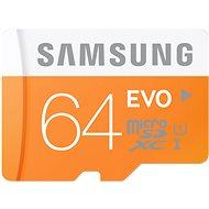 Samsung micro SDXC Class 10 64 GB EVO