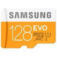 Samsung micro SDXC Class 10 EVO 128 Gigabyte