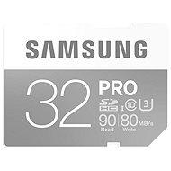 Samsung SDHC 32GB Class 10 PRO
