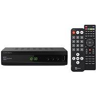 TeleSystem TSUNICO T2 HEVC - DVB-T přijímač