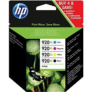 C2N92A HP No. 920XL combo pack