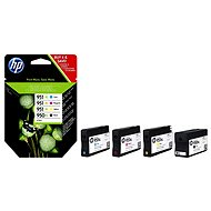 HP C2P43AE No. 950XL/951XL combo pack - Cartridge
