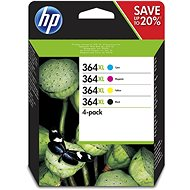 HP N9J74AE č. 364XL - combo pack