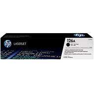HP CE310A black, HP 126A