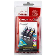 Cartridge CANON CLI-521 color pack