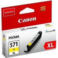 Canon CLI-571Y XL - Cartridge