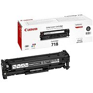 Canon CRG-718BK black - Toner