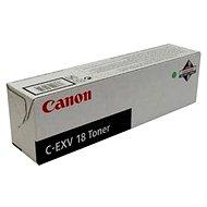 Canon C-EXV 18 černý - Toner