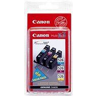 Canon CLI-526 Multipack - Tintenpatrone