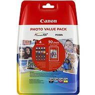Canon CLI-526 Multipack + Fotopapier PP-201