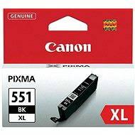 Canon CLI-551BK XL fekete - Tintapatron