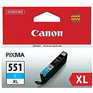 Canon CLI-551C XL modrá - Cartridge