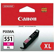 Canon CLI-551M XL purpurová - Cartridge