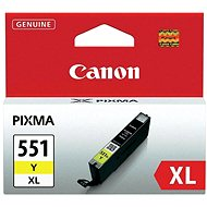 Canon CLI-551Y XL yellow