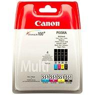 Canon CLI-551 Multipack - Cartridge