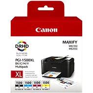 Canon PGI-1500XL tintapatron multipack - Tintapatron