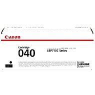 Canon CRG-040 čierna