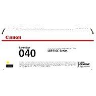 Canon CRG-040 gelb