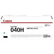 Canon CRG-040H azurová - Toner