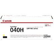 Canon CRG-040H žltá