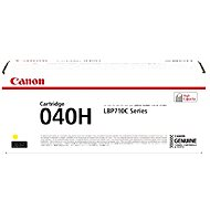 Canon CRG-040H gelb