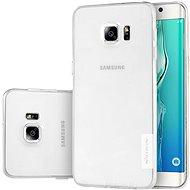 Nillkin Nature pro Samsung Galaxy S6 edge G925 transparentní - Pouzdro na mobilní telefon